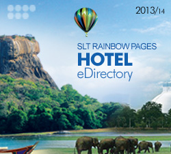 Home Page Footer - hotel