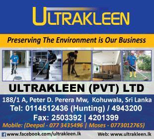 Ultrakleen (Pvt) Ltd