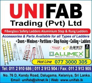 Unifab Trading (Pvt) Ltd