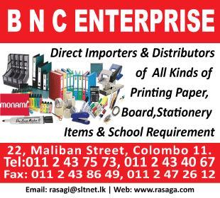 B N C Enterprises