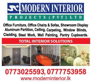 Modern Interior Projects (Pvt) Ltd