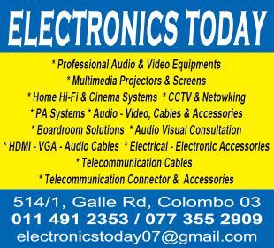 Electronics Today