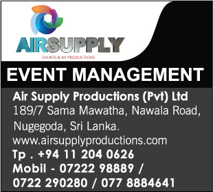 Event Management- Ad 01 - Air Supply Productions event