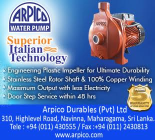 Pumps- Ad 01 - Arpico Durables