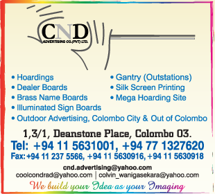 Advertising - Outdoor - Ad 02 - CND Advertising Company