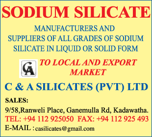 Chemicals - Ad 08 - C   A Silicates