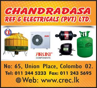 Air Conditioning Equipment & System Supplies & Parts - Retail - Ad (01) - Chandradasa ref