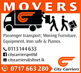 Movers  - Ad 01 - City Carries