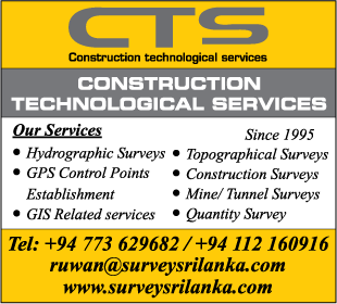 Surveyors - Land - Ad 01 - Construction Technological