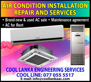 Air Conditioning Contractors - Ad 01 - Cool lank