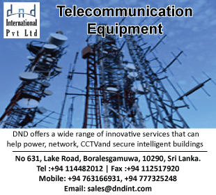 TELECOMMUNICATION - Ad 06 - DND-International-Telecommunication-Equipment