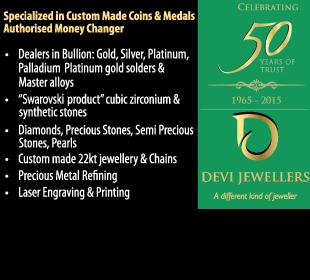 Jewellers - Retail - Ad 01 - Devi Jewellers