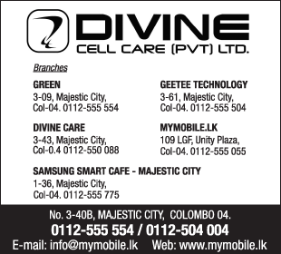 Mobile Phones - Ad 01 - Divine Cell Care