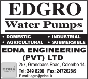 Water Pumps - Ad 03 - Edna Engineering