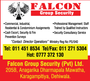 Security Guards & Patrol Services - Ad 08 - FALCON