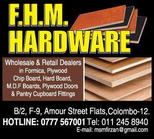 Plywood - Ad 01 - F H M Hardware