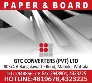 Advertising Specialists- Ad 01 - GTC Converters paper Distriburots