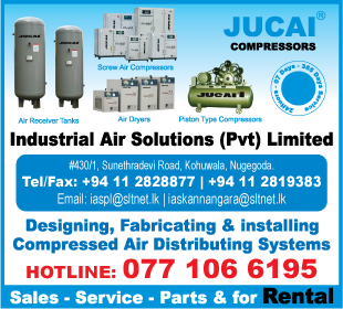 Compressors - Air & Gas - Ad 01 - Industrial Air Solutions