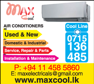 Air Conditioning Contractors - Ad 03 - Max Cool