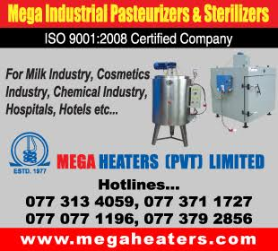 Dairy Equipment & Supplies - Ad 01 - Mega Heters Dairy