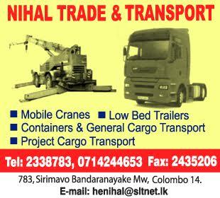 Crane Services - Ad 01 - Nihal Trade transport