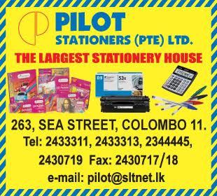 Stationery Supplies- Ad 01 - Pilot Statinary