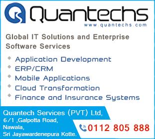 Computer Software Development & Packages - Ad 01 - Quantechs