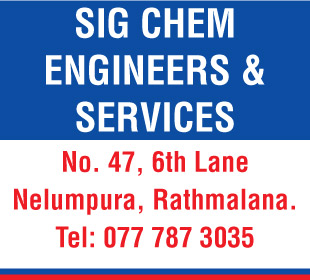 Water Proofing Contractors - Ad 02 - Sig Chem Engineering Services
