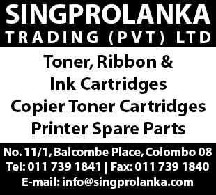 Computer Accessories - Ad 03 - Singpro Lanka Trading