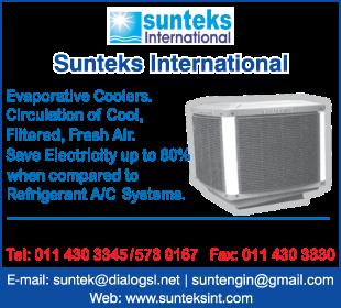 Ventilating Equipment- Ad 03 - Sunteks International Ventilating Equipment