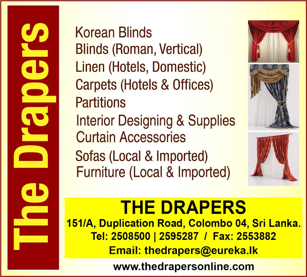 Curtains - Retail  - Ad 01 - The Drapers