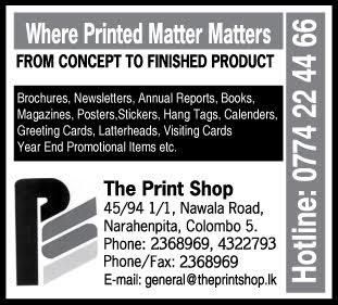 Printers - The Print Shop