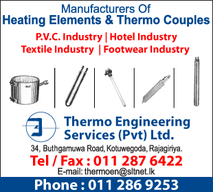 Electric Heating Elements - Ad 02 - Thermo Engineering Services