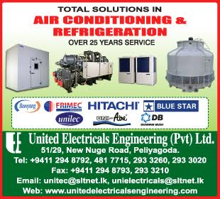 Air Conditioning Equipment & System Supplies & Parts - Retail - Ad (02) - United Electricals Engineering