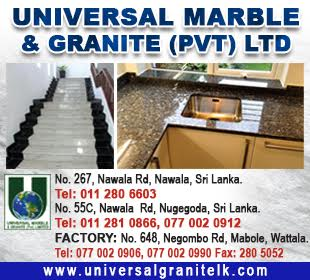 Floor - Materials & Laying - Ad 02 - Universal Marble