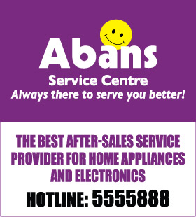 Electric Appliances - Small -Repairing-Abans Electricals PLC