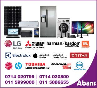 Electrical (ad1)-Abans PLC (Home Appliances)