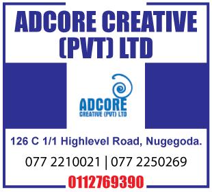 Advertising - Adcore Creative (Pvt) Ltd