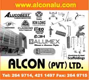 Scaffoldings - Alcon (Pvt) Ltd