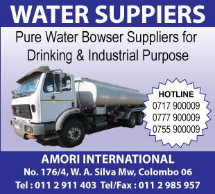 Water - Amori International