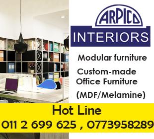 Interior Decorators & Designers - Arpico Interiors (Pvt) Ltd