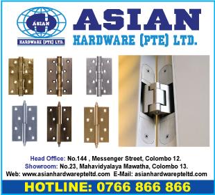 Asian Hardware (Pte) Ltd