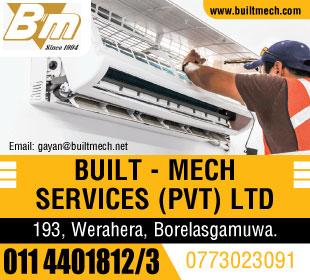 Built - Mech Service (Pvt) Ltd
