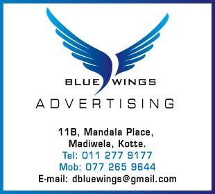 Advertising - Blue Wings Advertising