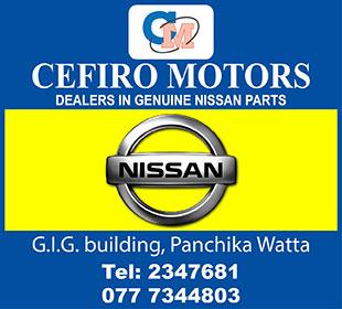 Vehicle - Cefiro Motors