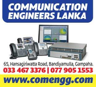 Communication Engineers Lanka (Pvt) Ltd