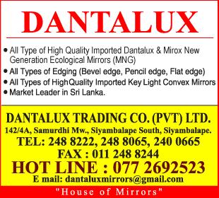 Mirrors - Dantalux Trading Co (Pvt) Ltd