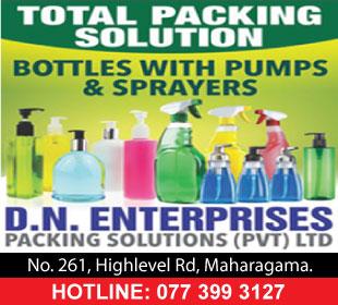Plastic Products - D N Enterprises Packing Solutions (Pvt) Ltd
