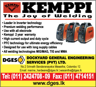 Welding - Dockyard General Engineering