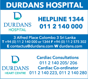 Hospitals - Private-Durdans Hospital